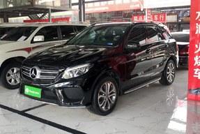奔驰GLE级 2017款 GLE 320 4MATIC 豪华型(进口)