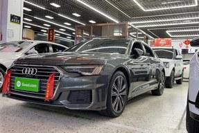 奥迪A6L 2019款 45 TFSI quattro 尊享动感型