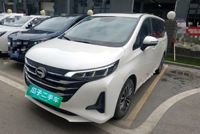 传祺GM6 2019款 270T 自动尊贵版(七座)国V