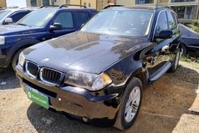 宝马X3 2006款 2.5i(进口)
