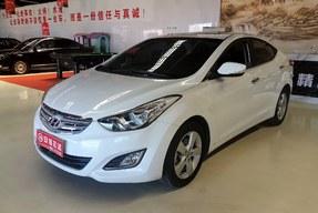 现代 朗动 2012款 1.6L 自动尊贵型