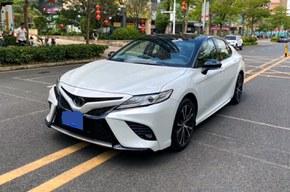 丰田 凯美瑞 2019款 2.0S 锋尚版 国VI