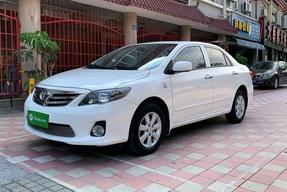 丰田 卡罗拉 2013款 特装版 1.6L 自动炫酷型GL