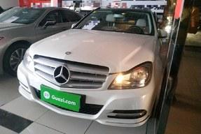 奔驰C级 2011款 C 200 时尚旅行版(进口)