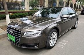 奥迪A8L 2014款 A8L 50 TFSI quattro豪华型(进口)