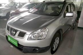 日产 逍客 2011款 2.0XL 火 CVT 2WD