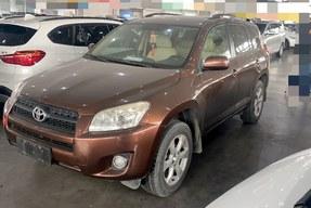 丰田 RAV4 2011款 2.0L 自动经典版