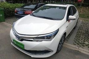 丰田 卡罗拉 2018款 双擎 1.8L E-CVT智尚版