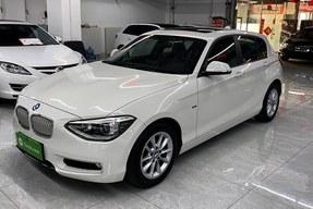 宝马1系 2013款 改款 116i 都市型(进口)