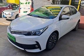 丰田 卡罗拉 2017款 改款 1.2T S-CVT GL