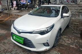 丰田 雷凌 2017款 1.2T G CVT精英版