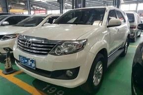 丰田Fortuner 2015款 2.7L 标准版(进口)