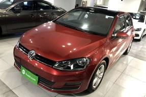 大众 高尔夫 2014款 1.6L 自动舒适型
