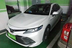 丰田 凯美瑞 2018款 2.5HG 豪华版
