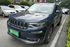 Jeep 大指挥官 2018款 2.0T 四驱悦享版 国VI