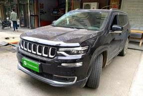 Jeep 大指挥官 2018款 2.0T 四驱臻享版 国V