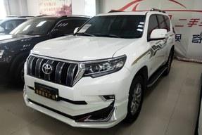 丰田 普拉多 2018款 3.5L 自动VX NAVI