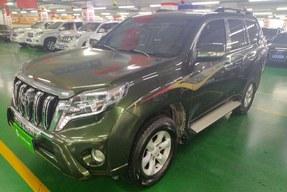 丰田 普拉多 2010款 2.7L 自动豪华版(进口)