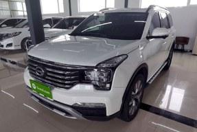 传祺GS8 2019款 390T 两驱豪华智联版(七座)