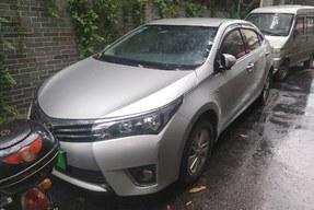 丰田 卡罗拉 2014款 1.6L 手动GL