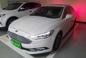 福特 蒙迪欧 2017款 EcoBoost 180 豪华型