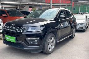 Jeep 指南者 2017款 200T 自动悦享版
