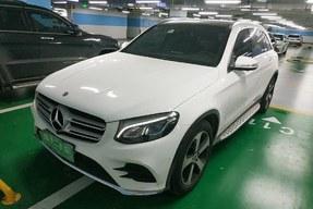 奔驰GLC级 2019款 改款 GLC 260 L 4MATIC 豪华型