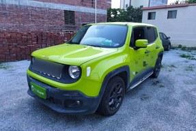 Jeep 自由侠 2017款 180T 手动动能版