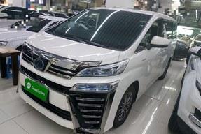 丰田 威尔法 2020款 双擎 2.5L HV豪华版(进口)