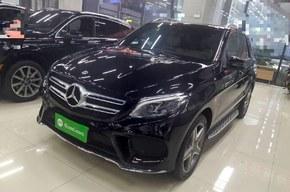 奔驰GLE级 2018款 GLE 400 4MATIC 臻藏版(进口)