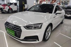 奥迪A5 2019款 Sportback 40 TFSI 时尚型(进口)