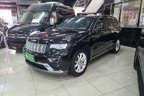 Jeep 大切诺基 2014款 3.0L 旗舰尊悦版(进口)
