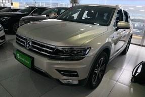 大众 途观L 2018款 改款 380TSI 自动四驱豪华版