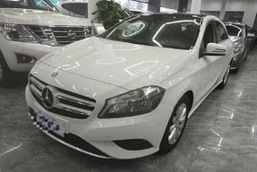 奔驰A级 2013款 A 180 时尚型(进口)