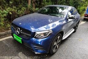 奔驰GLC级 2019款 改款 GLC 200 4MATIC 轿跑SUV(进口)
