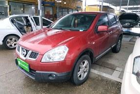 日产 逍客 2012款 2.0XL 火 CVT 2WD