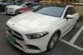 奔驰A级 2021款 A 200 L 运动轿车时尚型