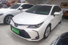 丰田 卡罗拉 2019款 双擎 1.8L E-CVT GL-i精英版