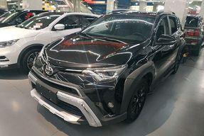 丰田 RAV4 2019款 2.0L CVT两驱风尚X限量版 国V