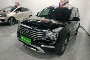 传祺GS8 2017款 320T 两驱豪华智联版(七座)
