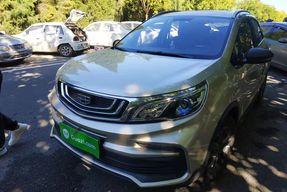 吉利汽车 远景X3 2020款 1.5L CVT尊贵型
