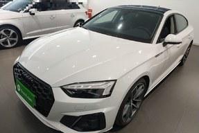 奥迪A5 2021款 Sportback 45 TFSI quattro 臻选动感型(进口)