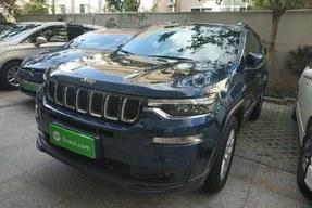 Jeep 指挥官 2018款 2.0T 两驱进享版 国VI