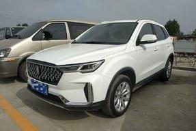 奔腾T33 2019款 1.6L 手动豪华型 国VI